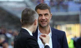Костакурта към шеф на Милан: Запази Малдини!