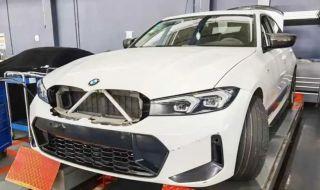 Това ли е новото BMW 3 Series? - 1