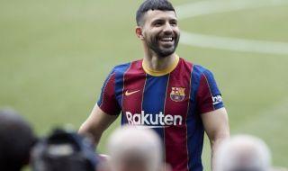 Серхио Агуеро затруднен с адаптацията в Барселона - 1