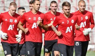 Съсипаха от критики футболист на ЦСКА