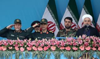 Иран ще отговори на САЩ от Средиземно до Черно море