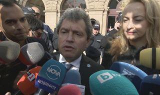Тошко Йорданов: От днес Бойко Борисов е вече