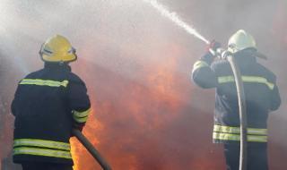 Възрастен мъж загина при пожар във Велико Търново