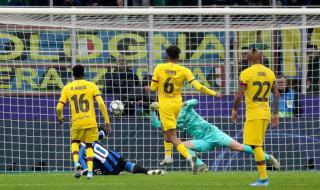 Барса изхвърли Интер от ШЛ, 17-годишният талант Ансу Фати носи успеха на каталунците