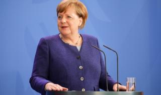 Меркел с призив към ЕС