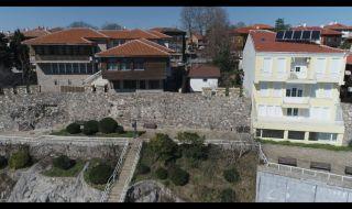Председателят на Общинския съвет в Созопол за разрушаването на крепостната стена: Длъжни сме да спазим решението на съда