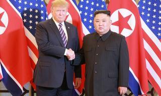 Тръмп: Информацията за заболяването на Ким Чен Ун е невярна