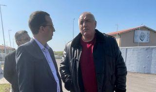 Борисов в Чирпан: Най-важното е след изборите да се създаде стабилно правителство