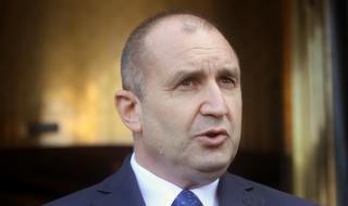 Президентът: Нищо секретно няма в чата ми с Бобоков