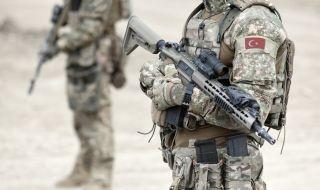 САЩ показват агресия срещу Турция