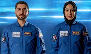 ОАЕ изпраща своята първа жена в Космоса
