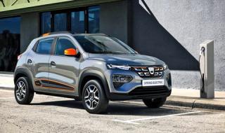 Dacia обяви цената на електрическия Spring