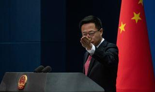 Джао Лидзиен: Никой няма да раздели Китай и Тайван!