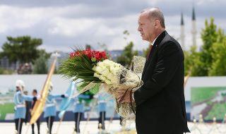 Тежък бойкот на Ердоган  - 1