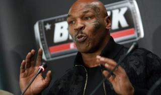 Предупредиха Майк Тайсън, че може да умре, ако се качи отново на ринга