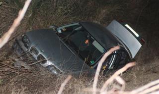 BMW излетя от пътя, мъж загина намясто