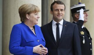 Меркел и Макрон предлагат фонд от 500 млрд. евро за възстановяване на ЕС