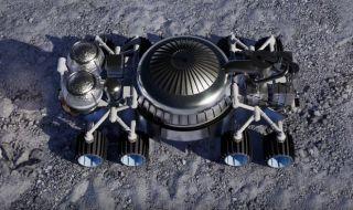 Ракетна система ще произвежда вода на Луната (ВИДЕО) - 1