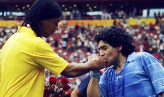 Роналдиньо: Почивай в мир, идоле мой, обичам те!