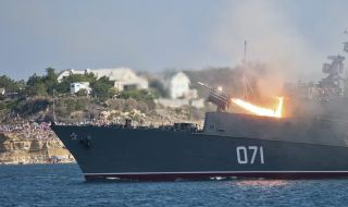 Русия ще ограничи корабоплаването около Крим