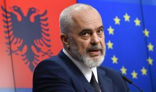 Албанският премиер недоволства от престижна медия