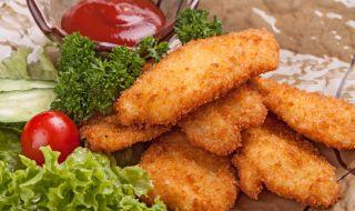 Рецепта за вечеря: Пилешки флейки на фурна