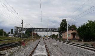 Започва модернизацията на жп участъка Елин Пелин - Вакарел - 1