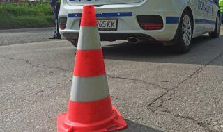 Теч на газ от бензиностанция затвори пътя Омуртаг – Търговище
