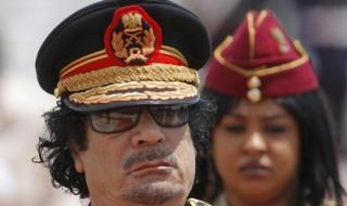 20 октомври 2011 г. Кадафи е екзекутиран