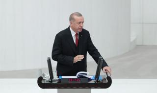 Ердоган: Русия и САЩ нямат думата