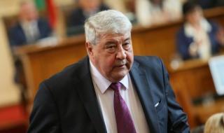 Спас Гърневски предизвика скандал в парламента
