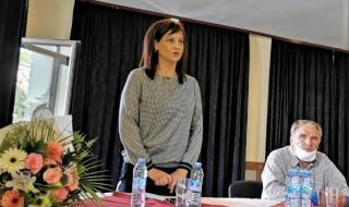 Дариткова: Не се плашим от служебно правителство, два пъти сме подавали оставка