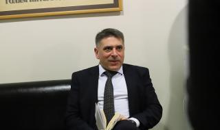 Данаил Кирилов: Темата за ревизия на приватизацията бе поставена от Бойко Борисов