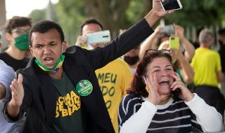 СЗО предупреди Бразилия: Не отваряйте икономиката си!