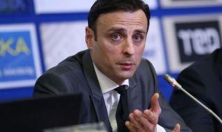 Бербатов: УЕФА вижда очевидни проблеми в БФС - 1