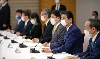 Едномесечно извънредно положение в Япония