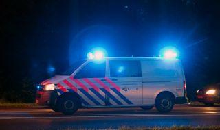 Разбиха най-голямата лаборатория за метамфетамини в Нидерландия - 1