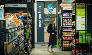 Какво е да пазаруваш в магазина на бъдещето на Амазон