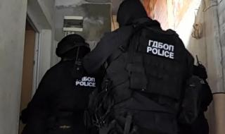 Арести! Полиция и жандармерия нахлуха във Ветово