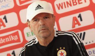 Стойчо Младенов: Имам две години, за да сваля Лудогорец от върха! - 1