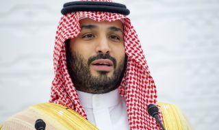 """За първи път САЩ нарекоха саудитския принц """"убиец"""""""