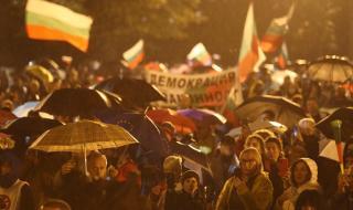 Би Би Си със специален репортаж за ден 100 на протестите в България
