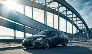 Новият Lexus IS ще получи 5.0-литров V8