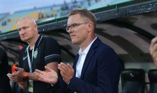 Лудогорец без треньор в следващите три мача - 1
