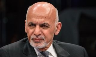 Няма как да се преговаря с талибаните, докато Ашраф Гани е президент