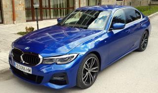 """Тествахме новата """"тройка"""" на BMW (G20)"""