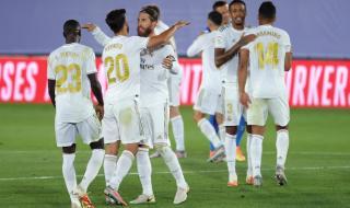 Реал Мадрид все по-близо до титлата - пак спечели след гол от дузпа
