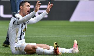 В Италия: Ман Юнайтед и ПСЖ фаворити за Роналдо