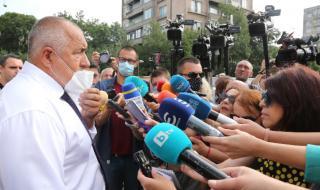 Борисов за Пламен Бобоков: Познавам го от 10 години