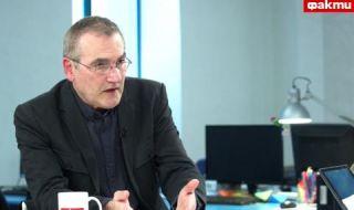 Иван Бакалов: Борисов може да се върне на бял кон, но само в цирка